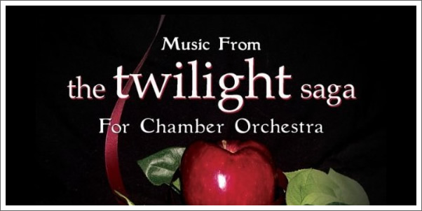Music from the Twilight Saga for Chamber Orchestra - Review