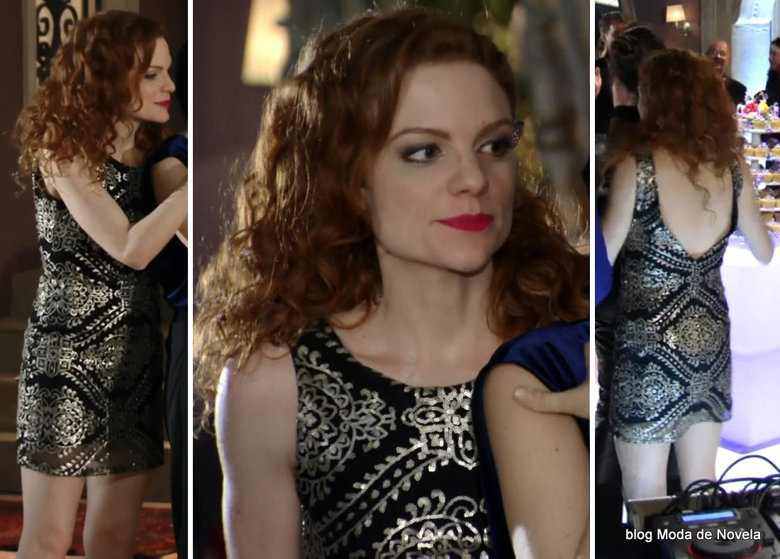 moda da novela Em Família - look da Vanessa dia 29 de maio