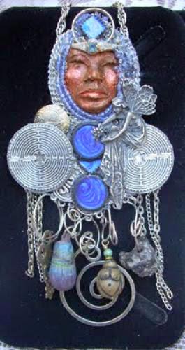 Goddess Ceremonial Necklaces