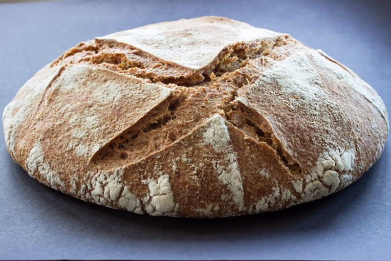 Receta pan con harina de fuerza