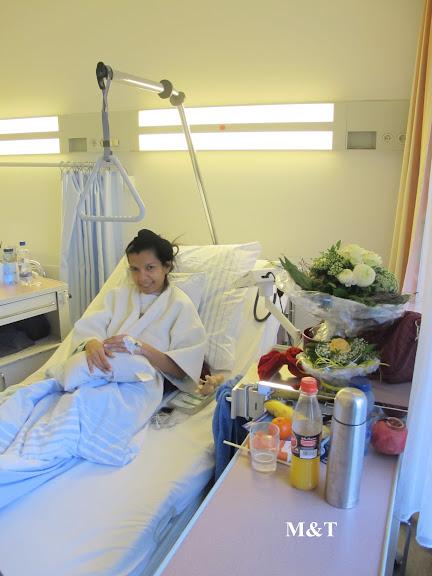 10 วันกับการอยู่ รงพยาบาล