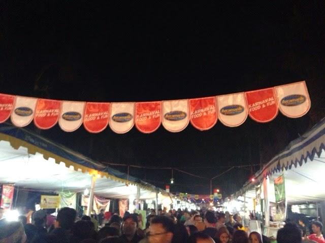 Bandung Culinary Night, Arcamanik
