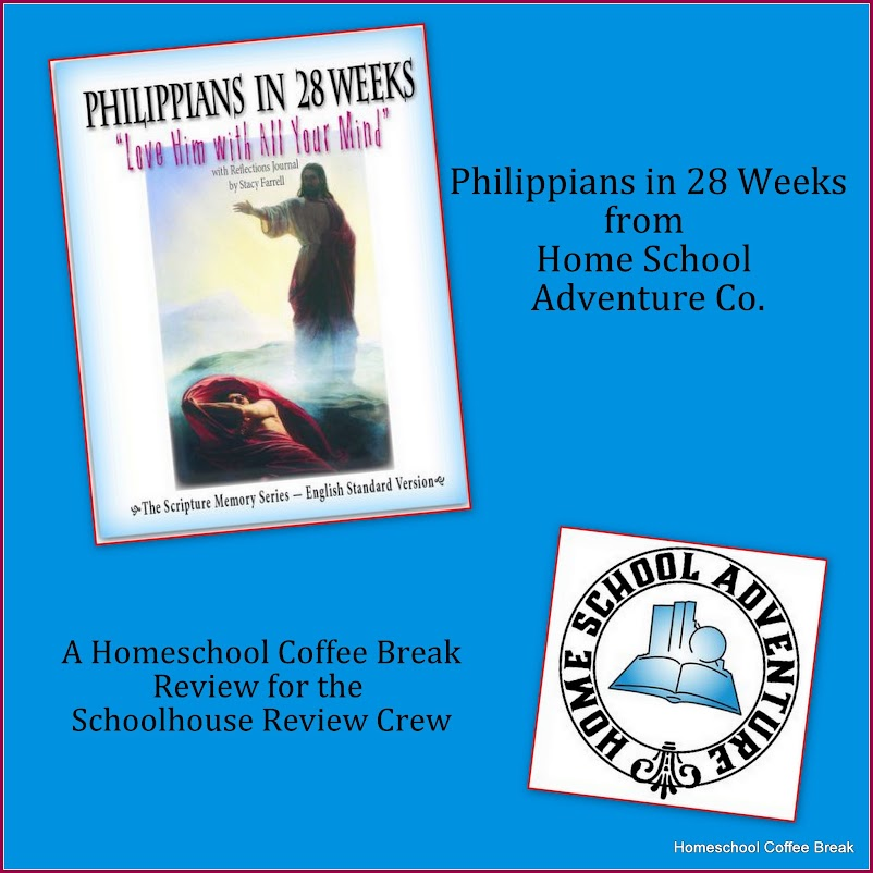 Philippians in 28 Weeks review