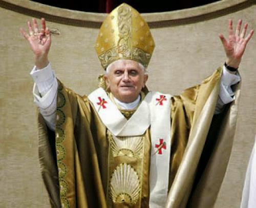 My Favorite Benedict Xvi Quotes