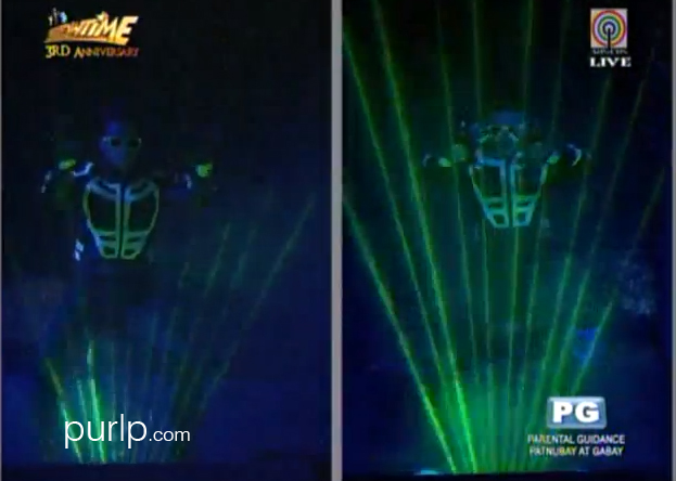 3rd anniversary - Its Showtime Vhong, Billy dance number - Video - 10