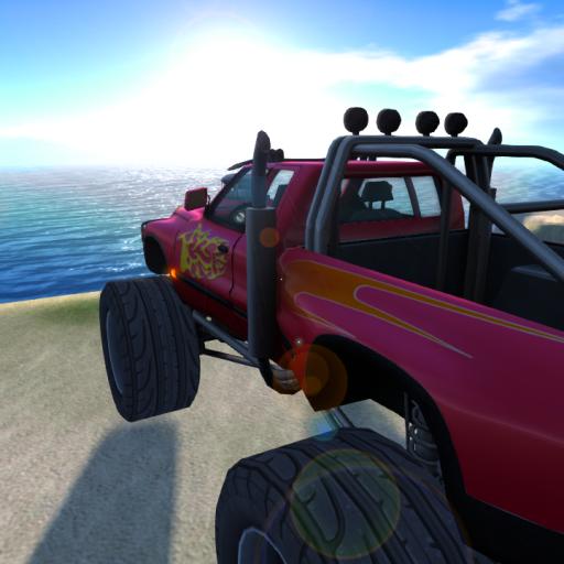 Monster Truck Vehicles Truck