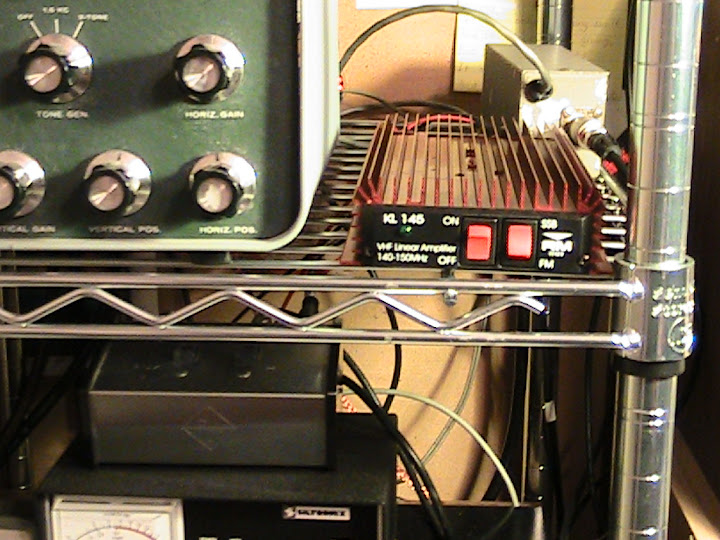 On 18 June 2012 I put this unit into service
