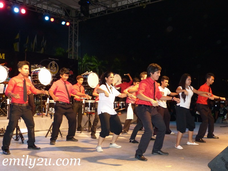 Royal Belum World Drums Festival 2012