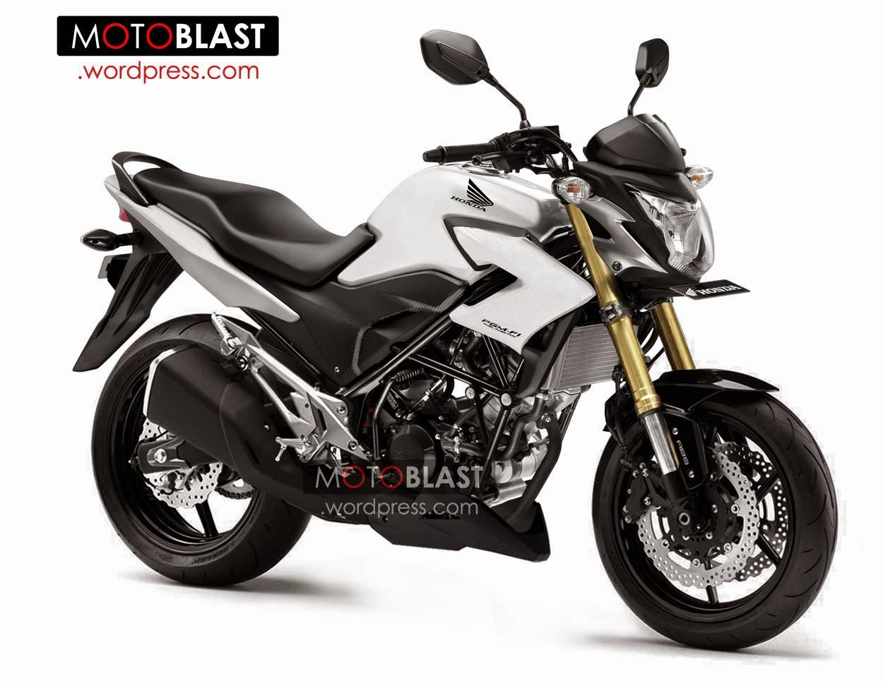 Modifikasi Motor Honda Cb150r Streetfire