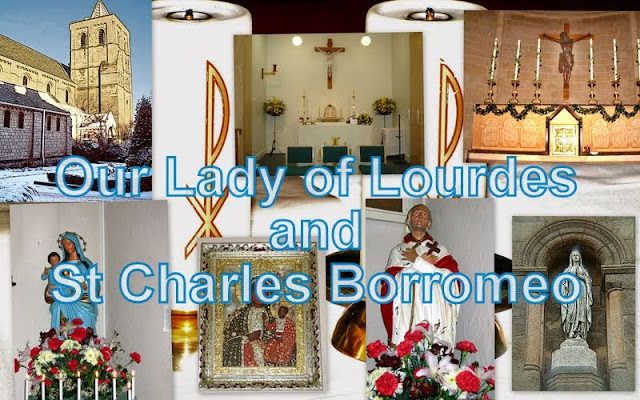 Our Lady of Lourdes and St Charles Borromeo