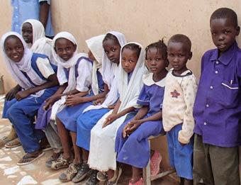 Children deserve an education