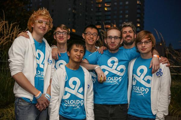 Hai và LemonNation của Cloud 9 sẽ tới Việt Nam 1