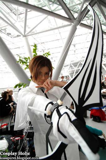 bleach cosplay - ishida uryuu