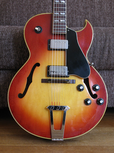 how to get a warm jazz guitar tone