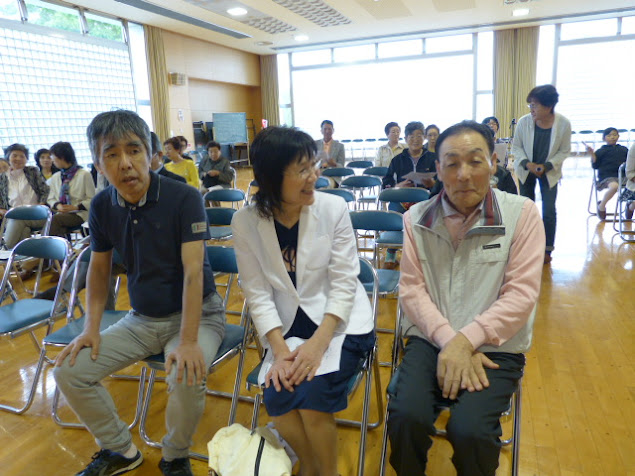 信治さんと飯田さんご夫妻