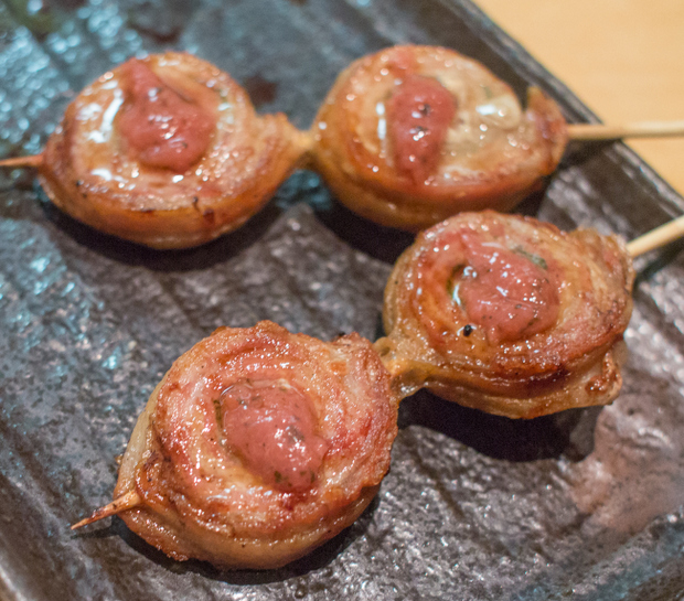 photo of Butashiso from Yakitori Taisho