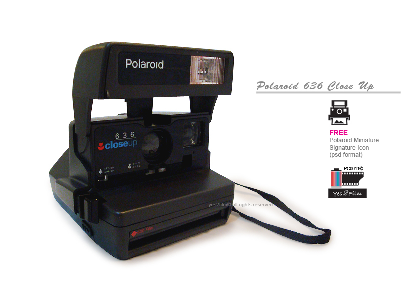 yes2film polaroid 636 close up. Black Bedroom Furniture Sets. Home Design Ideas