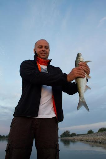 pescuit avat Delta Dunării Gorgova Sulina caiac