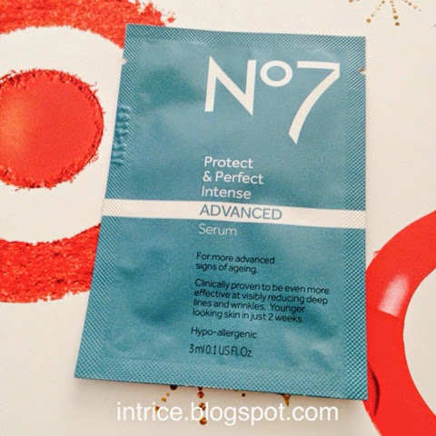 Boots No7 Protect and Perfect Advanced Serum - photo credit: intrice.blogspot.com