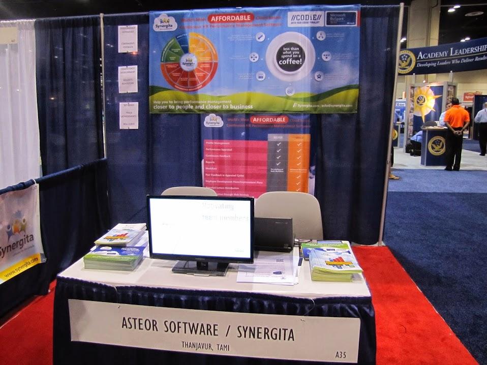 Synergita booth