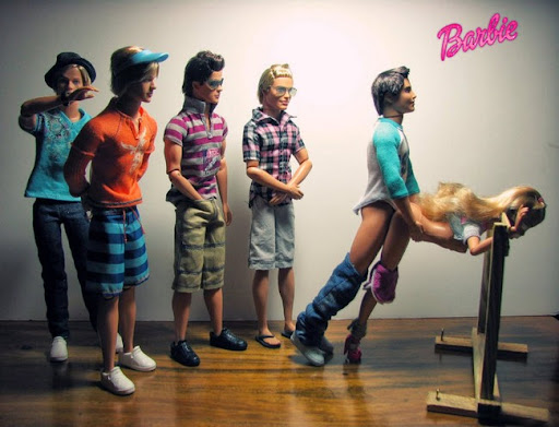 Ma trapanelle: 11R de 92 Lucky Strike - Page 18 Barbie+nb