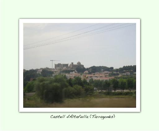 Fotografia del Castell d'Altafulla