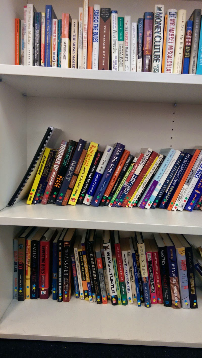 Bookshelf day 4