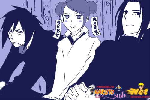 madara and hashirama and mito - photo #2