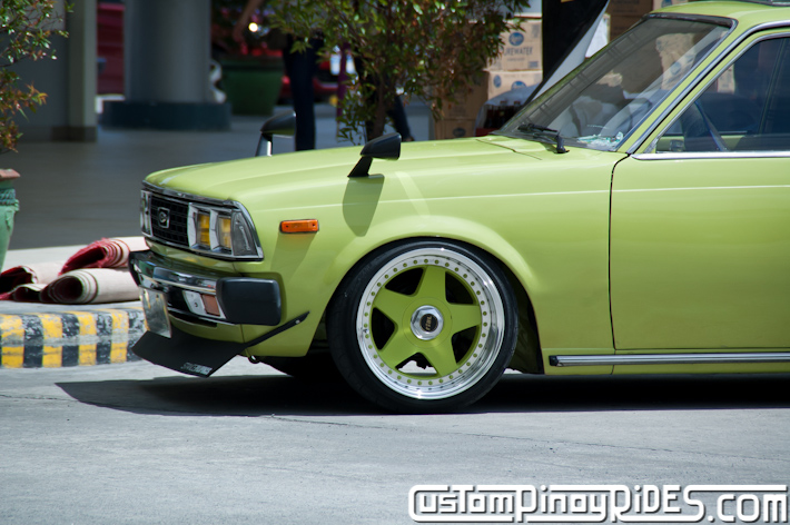 Kristoffer Bing Goce The Grinch Old School Toyota Corona KVG Auto Grooming Custom Pinoy Rides Car Photography pic5