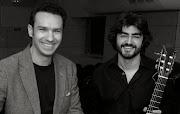 Sergio Santes, guitarra y Vicent Gelós Ten, flauta