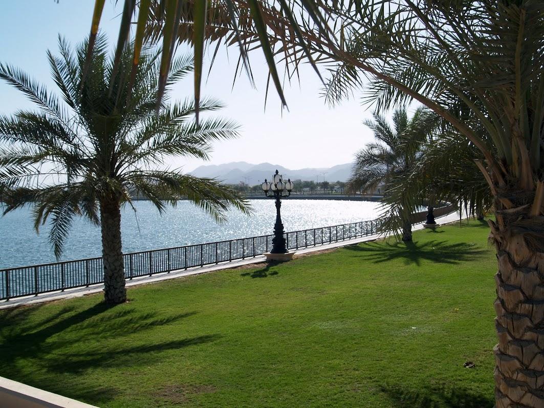 Khor Kalba corniche UAE