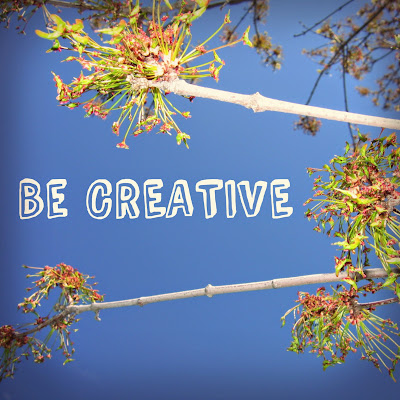 ServicefromHeart how to be creative