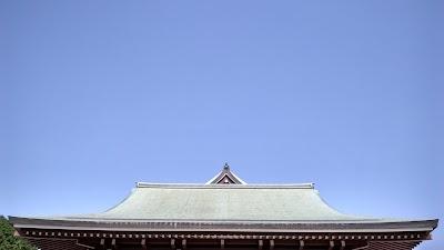 成田山新勝寺ー成田空港も近い立派な寺と紅葉と昔ながらの参道