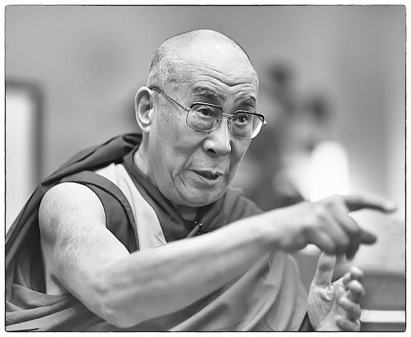 His Holiness The 14th Dalia Lama