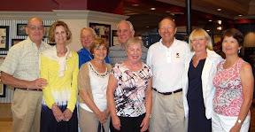Tom & Marilyn Kovach, Jerry & Marilyn Eichelberger, Skip & Marilyn O'Donnell, and Jay & Carol Stewart