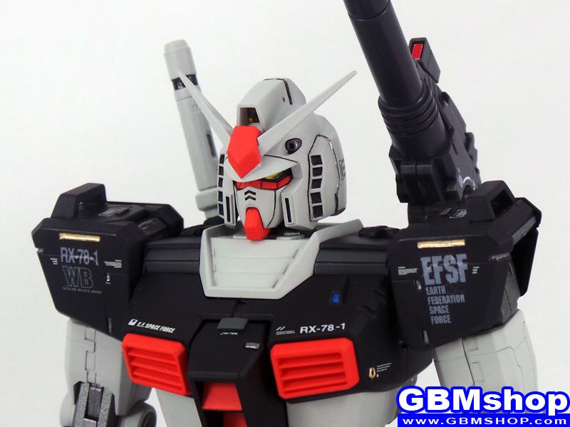 RX-78-1 Prototype Gundam โดย lorn_13