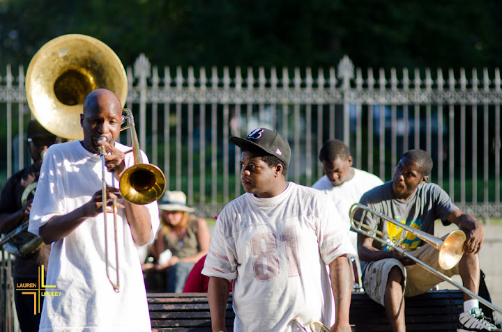 New Orleans, Brass Bands, French Quarter, Street Music, Jackson Square, Chartres St, New Orleans
