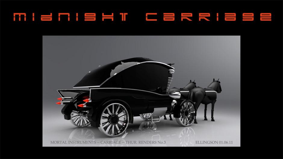 Modern Carriage