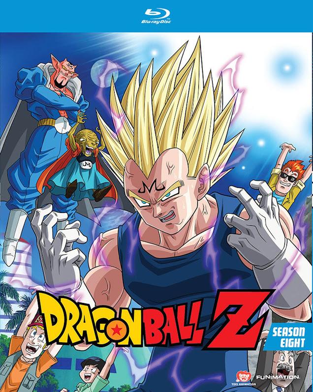 Dragon Ball Z – Temporada 8 [4xBD25]