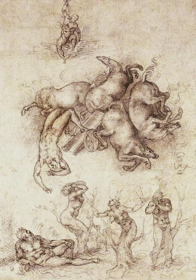 Algargos, Arte e Historia: EL JUICIO FINAL DE MIGUEL ÁNGEL. LOS ...
