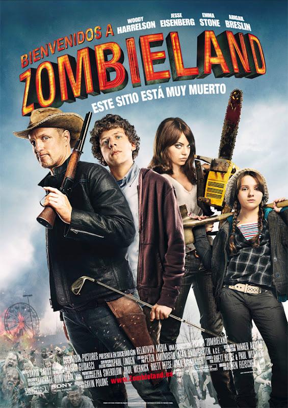 Bienvenidos a Zombieland (Ruben Fleischer, 2. 009)