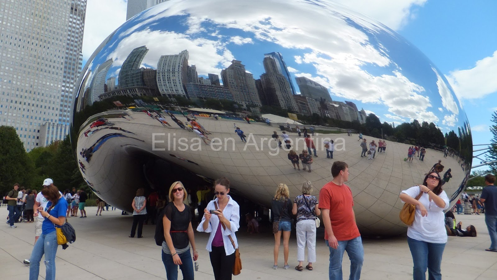The Bean, Millenium Park, Chicago