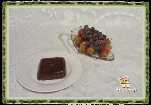 Doces de morango e uva em barra