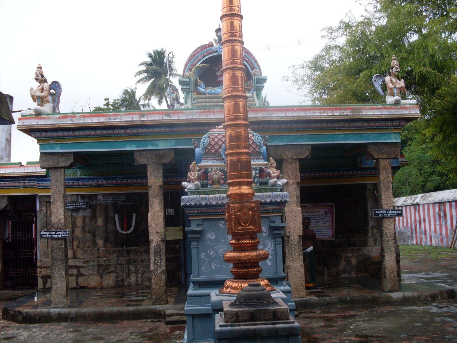 Sri Andalakkum Ayyan Temple (Thiru Adhanur), Thanjavur - Divya Desam 09