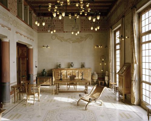 ellegant home design villa kerylos