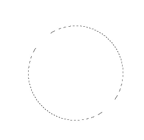 how to draw unfilled circle in photoshop