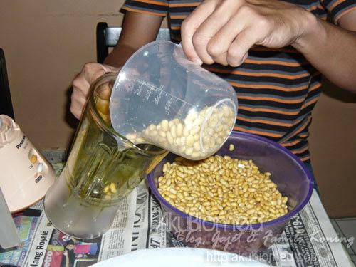 kisar kacang soya
