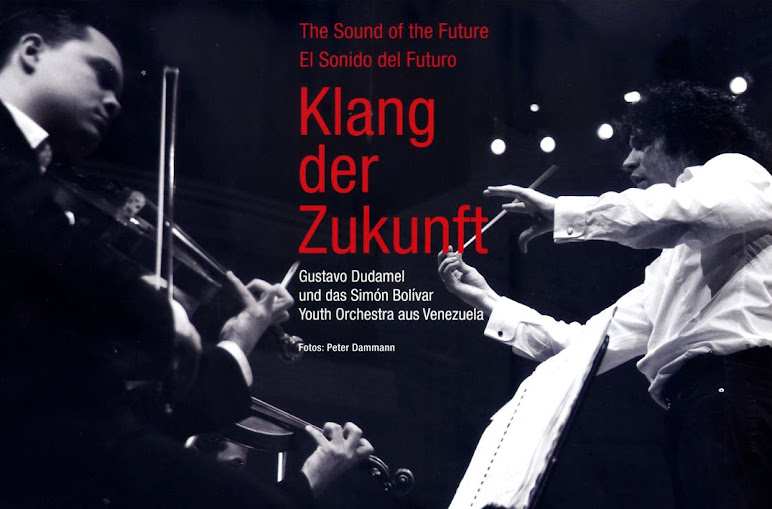 El sonido del futuro / The Sound of the Future / Klang der Zukunft