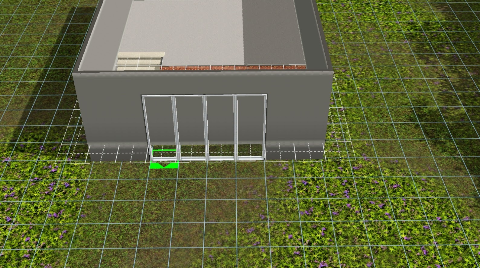 [Tutorial] Constrainfloorelevation 03: Cuarto en desnivel. Screenshot-156