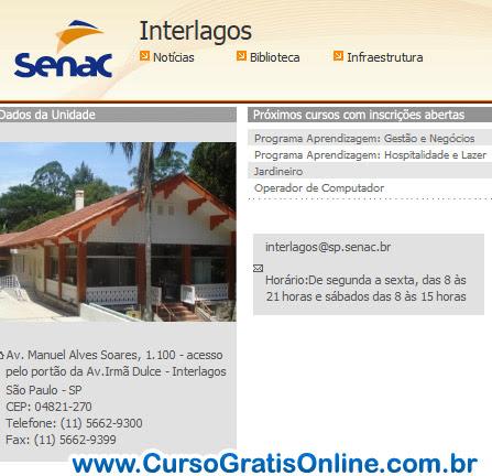 SENAC Interlagos